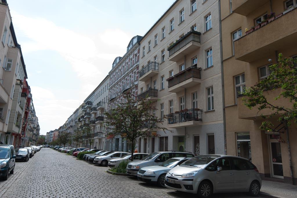Mainzer Str. 2 bis 11