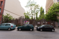 Rigaer 6/7 Bauwagenplatz