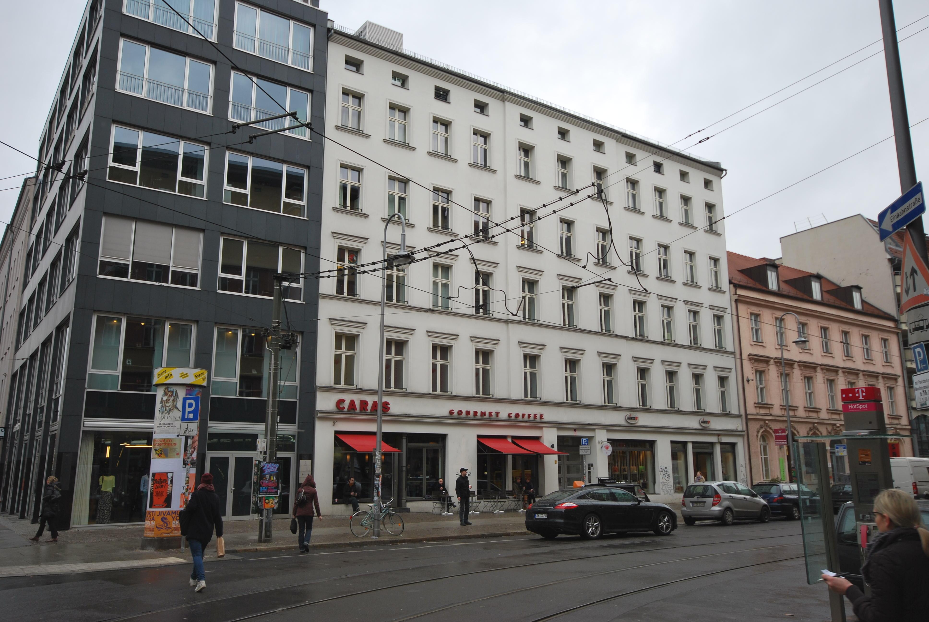 Alte Schönhauser Str. 9