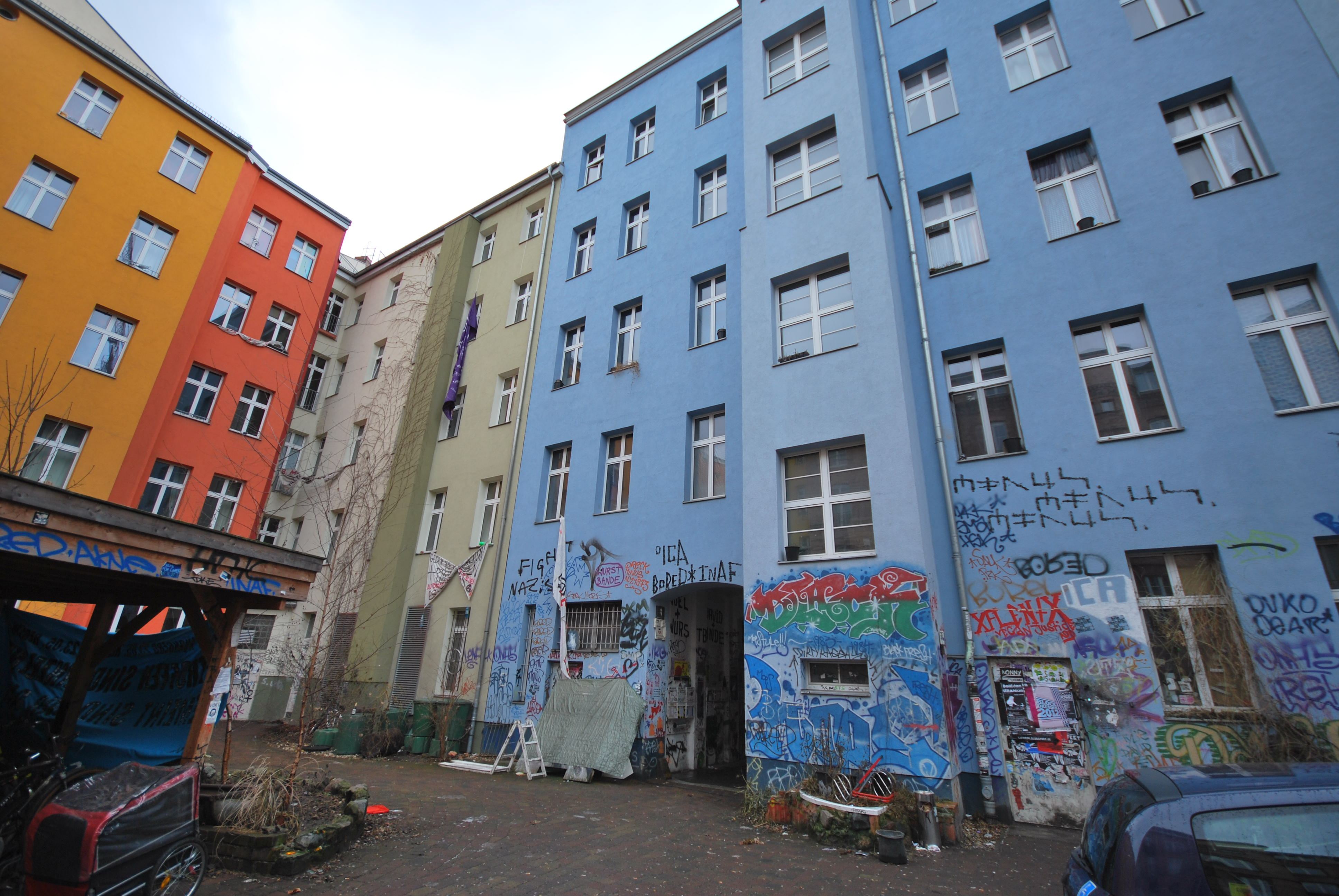 Brunnenstr 7 - Hof2