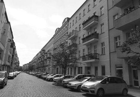 Mainzer Strasse - 2012
